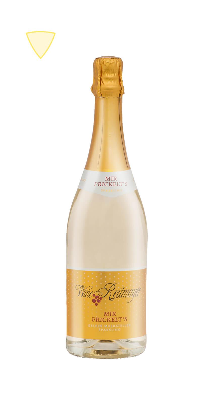 Flasche Sparkling