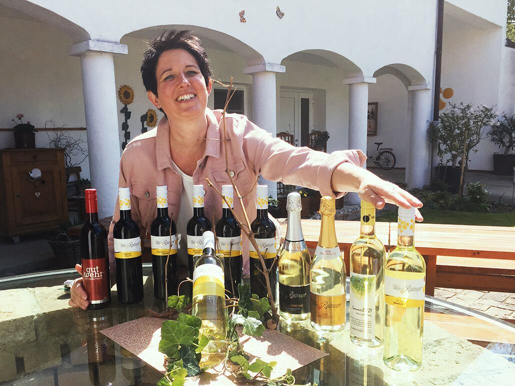 Gabi Reitmayer Noe Wein Prämierungen