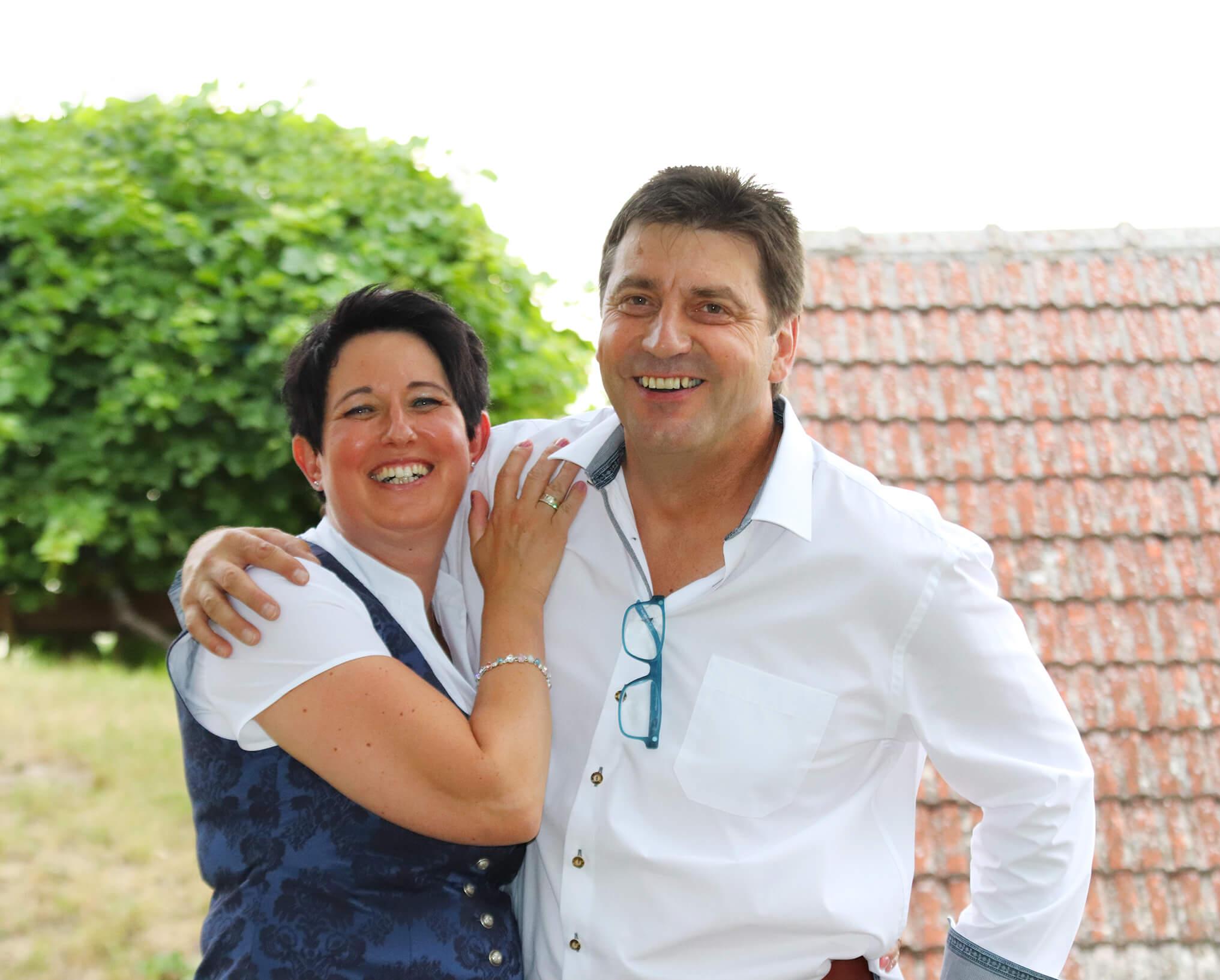 Gabi und Gerhard Reitmayer