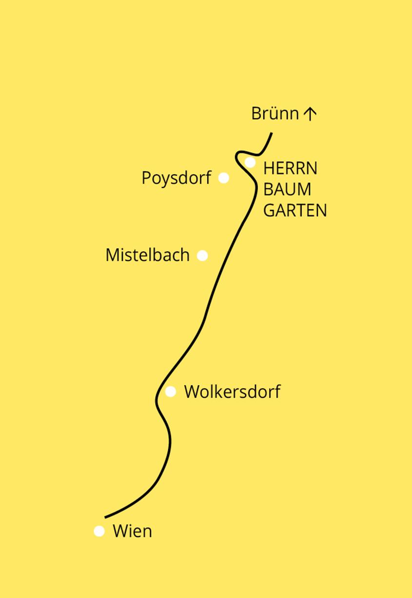 Anfahrt Herrnbaumgarten